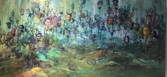 , 'Profile 2,' 2015, Arte Berri