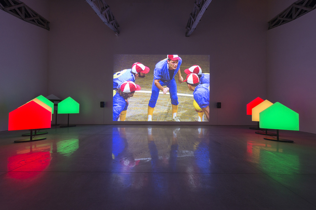 , 'You The Better, Film Installation,' 1983/2015, Walker Art Center