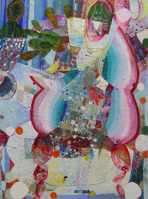 , 'City Garden,' 2018, Kathryn Markel Fine Arts