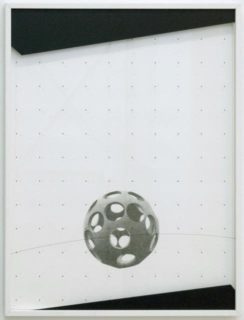 , 'Superposition 02,' 2018, Galerie la Ferronnerie/Brigitte Négrier