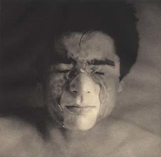 , 'Javier,' New York 1985, Johannes Faber