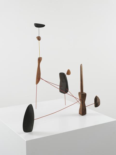 Alexander Calder, 'Constellation with Red Knife', 1943, Calder Foundation