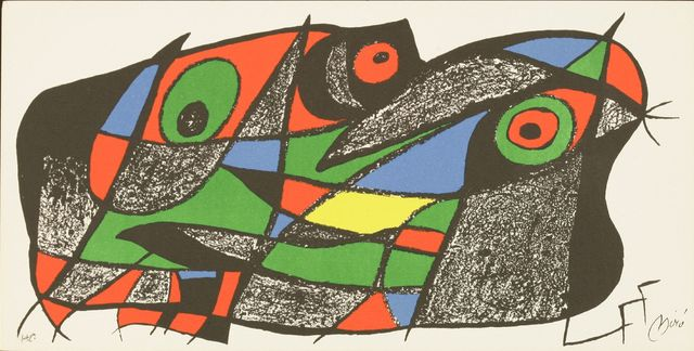 Joan Miró, 'From Miro Sculpteur', 1974, Sworders