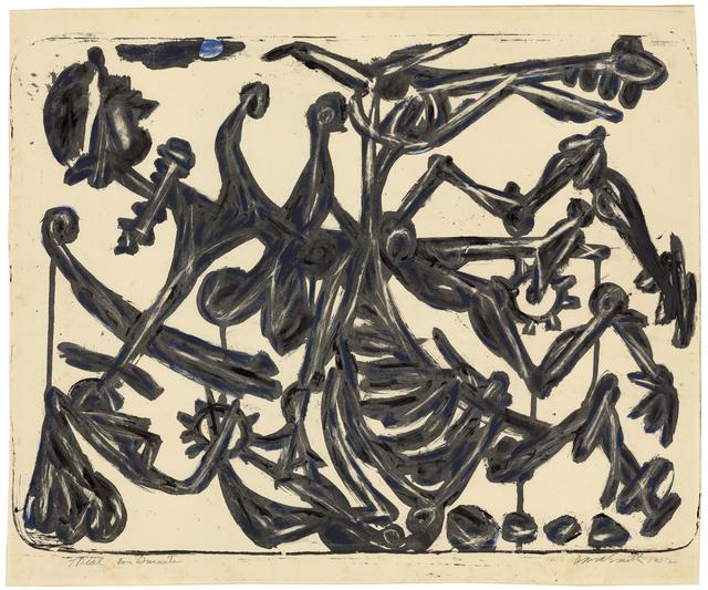 , 'Don Quixote.,' 1952, The Old Print Shop, Inc.