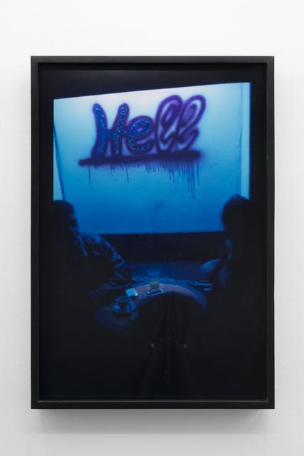 , 'Untitled (Hell-Sarajevo),' 1995, Office Baroque