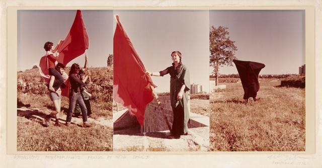 , 'Parangolé – Encuentros de Pamplona,' 1972, Jeu de Paume
