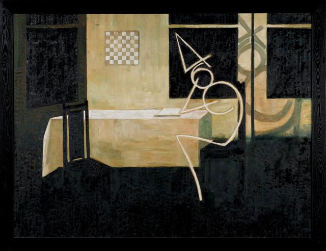 Suzanne Caporael, 'Easy Mark', 1989, Bentley Gallery
