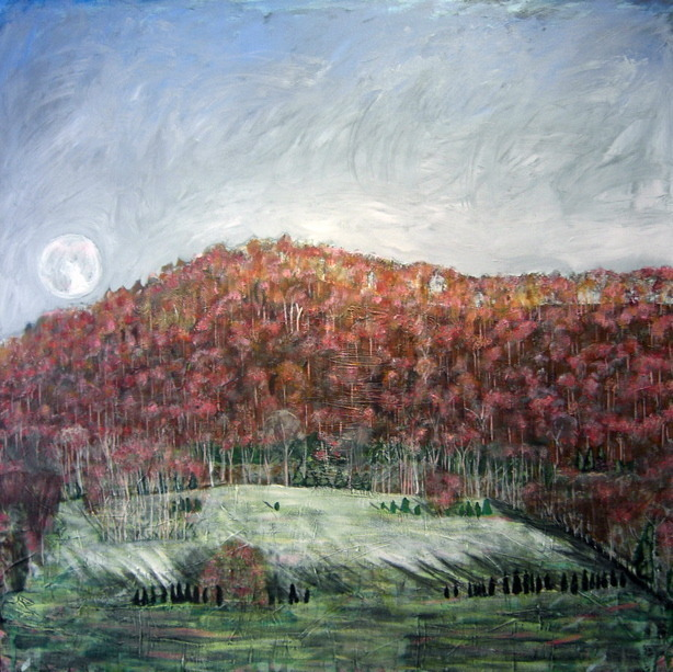 ", '""Solstice-Moon"",' 2009, Addison/Ripley Fine Art"