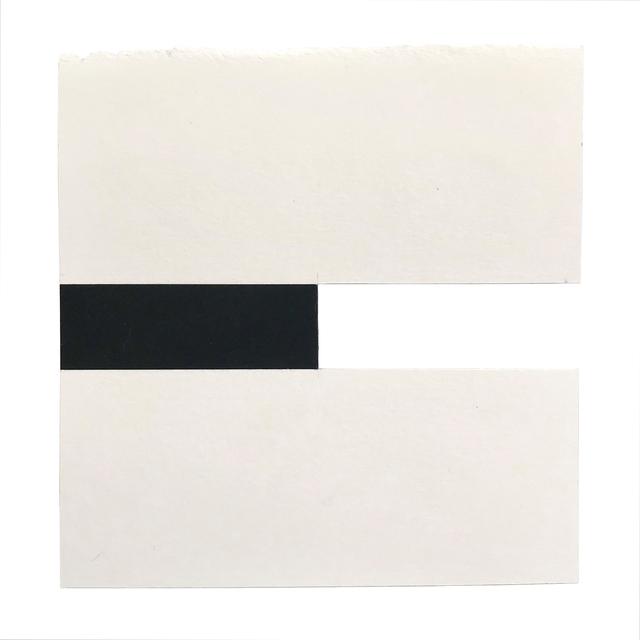 , '0243 – 3D Drawing,' 2018, Galeria Karla Osorio
