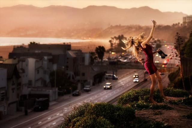 David Drebin, 'Malibu Selfie', 2017, CHROMA GALLERY