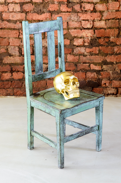 , 'Wooden Chair,' , Southern Guild