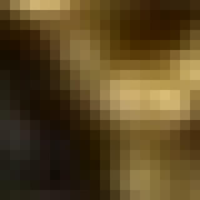 ", 'Atom #CDDD (from ""89 seconds Atomized""),' 2018, Snark.art"