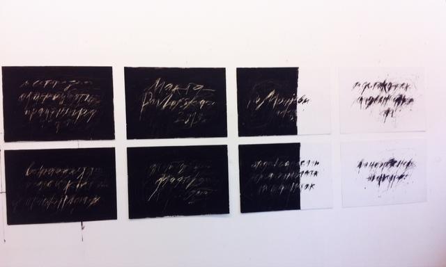 Maria Pavlovska, 'Series/Black & White Diaries 6', 2014, Mana Contemporary