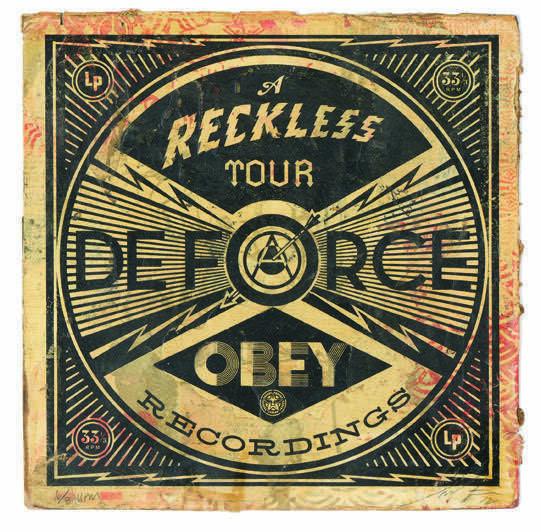 Shepard Fairey, 'Tour de Farce', 2013, DIGARD AUCTION