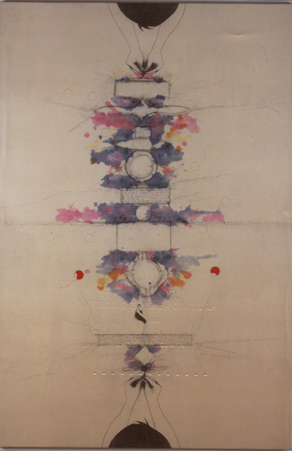 , 'Tra sé e sé, (Between self and self),' 1987, Noire Gallery