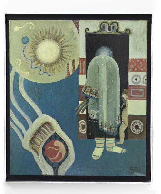 Emilia Gutiérrez, 'Magia', 1974, Painting, Oil n canvas, Cosmocosa