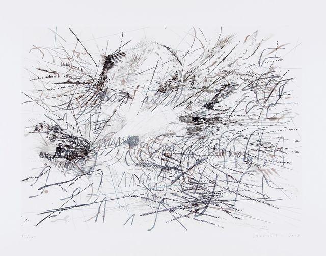 Julie Mehretu, 'Untitled (Pulse)', 2013, Joanna Bryant & Julian Page