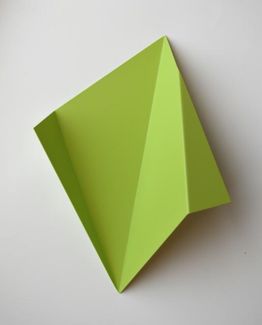 , 'Falter - Spring Green,' 2015, Sebastian Fath Contemporary