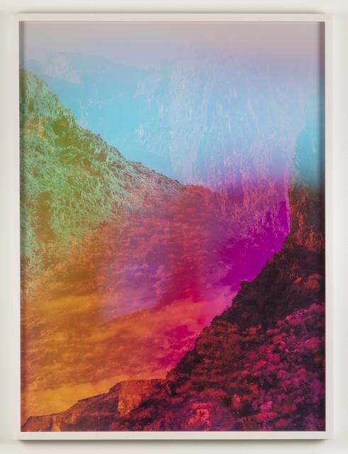 , 'Psychscape 89 (Tower of Babylon, AZ),' 2018, Joshua Liner Gallery