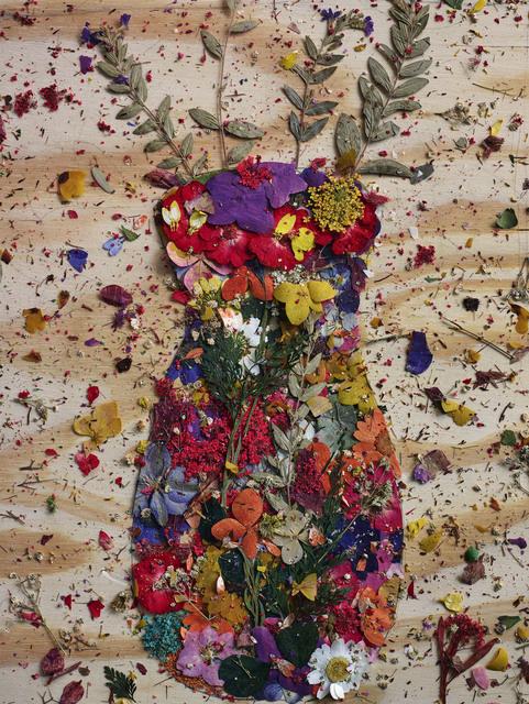 , 'Flowers for Lisa #14,' 2016, Edwynn Houk Gallery