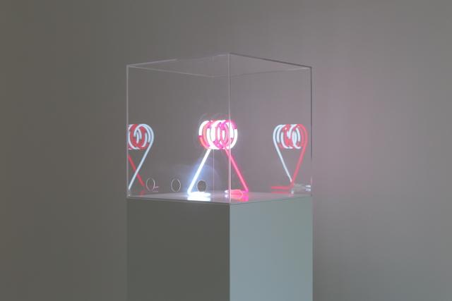 , 'LDB meter #8 / spiral,' 2016, Museum Dhondt-Dhaenens