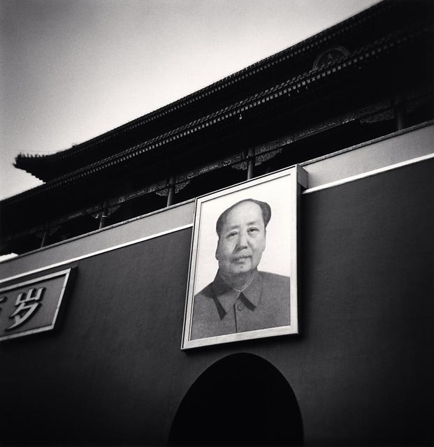 , 'Mao Zedong Portrait, Forbidden City, Beijing, China,' 2011, G. Gibson Gallery