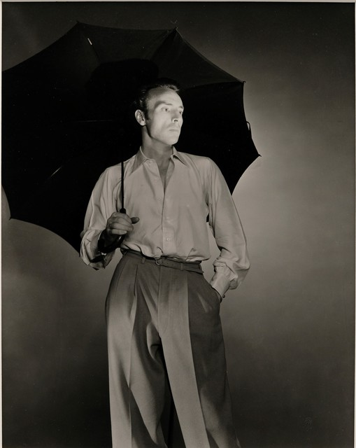 George Platt Lynes, 'Balanchine', ca. 1950, The Halsted Gallery