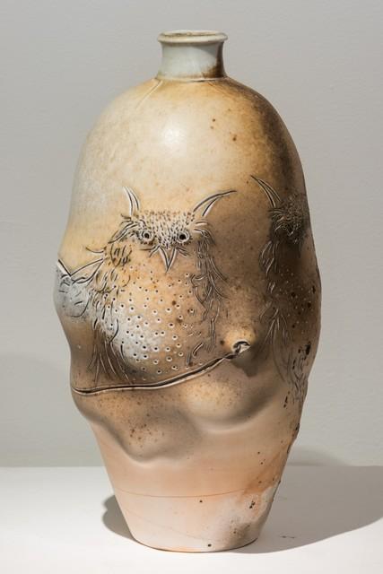 , 'Owls Vase,' 2006, Eutectic Gallery