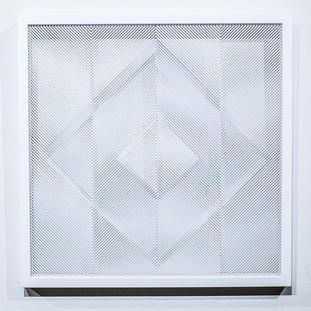 , 'MASKS N°17 DIVIDE EDITION,' 2014, Bluerider ART