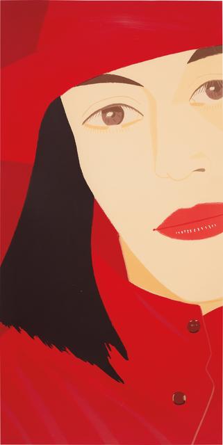 Alex Katz, 'Red Coat', 1983, Phillips