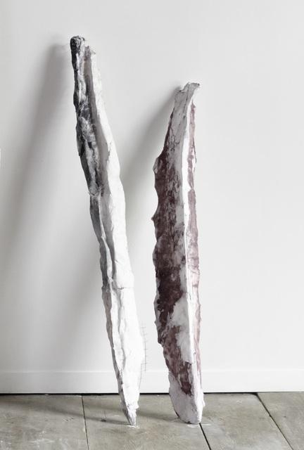 , 'Pillars (Adaption) VI,' 2017, Prosjektrom Normanns