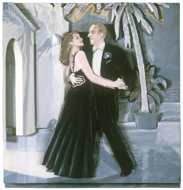 , 'Make Believe Ballroom,' 1989, Mixografia
