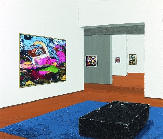 Achilleas Christides, '(SP) At the museum II', 2012, ARTION GALLERIES