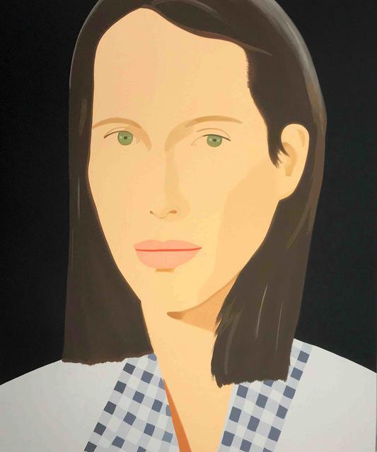 Alex Katz, 'Christy', 2013, Hamilton-Selway Fine Art