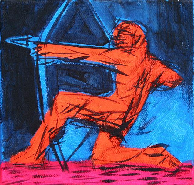 , 'Ulysses I,' 2011, Anaid Art