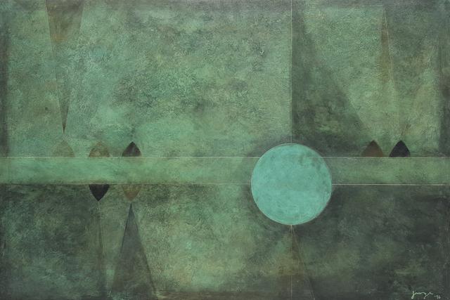 , 'En dos,' 2016, Aldama Fine Art