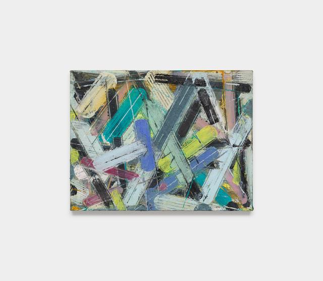 , 'pinturinha #22,' 2018, Galeria Raquel Arnaud