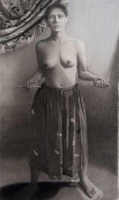 , 'Self-portrait,' 1982, Allan Stone Projects