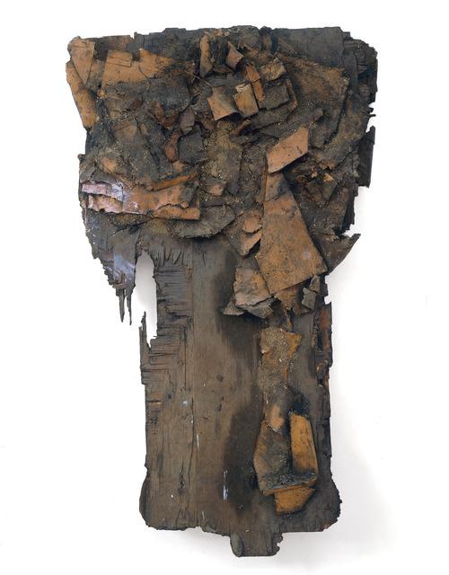 Robert Mallary, 'King Canute', 1960, Allan Stone Projects