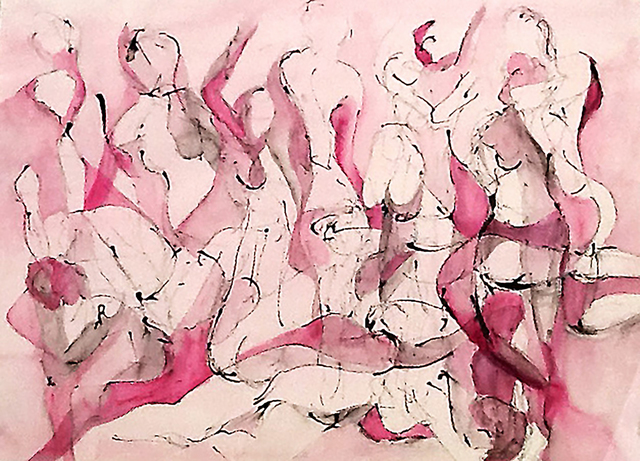 , 'Women In Motion I,' 2015, 73 See Gallery