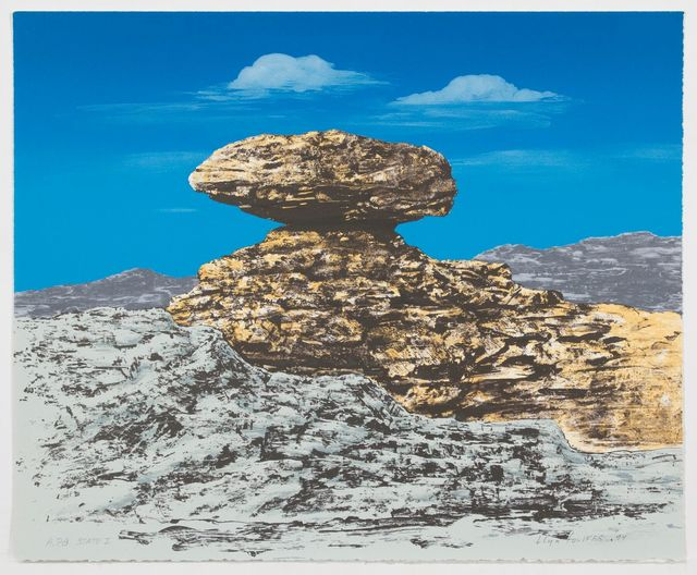 Llyn Foulkes, 'Lucius (State I)', 1994, bG Gallery