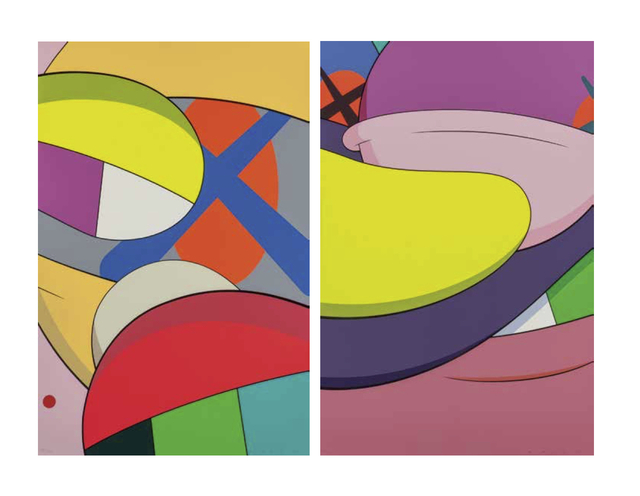KAWS, 'From No Reply (two works)', 2015, Heritage Auctions