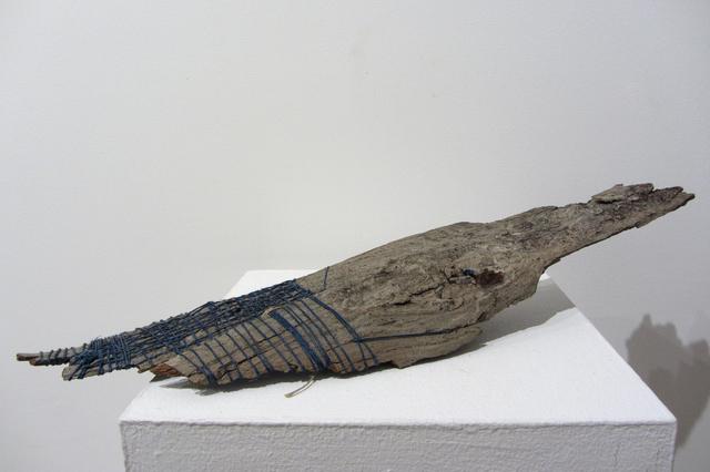 , 'Woven Fish,' 2017, Carter Burden Gallery