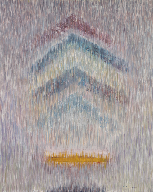 , 'Rythme 85- Mountain ,' 1985, Keumsan Gallery