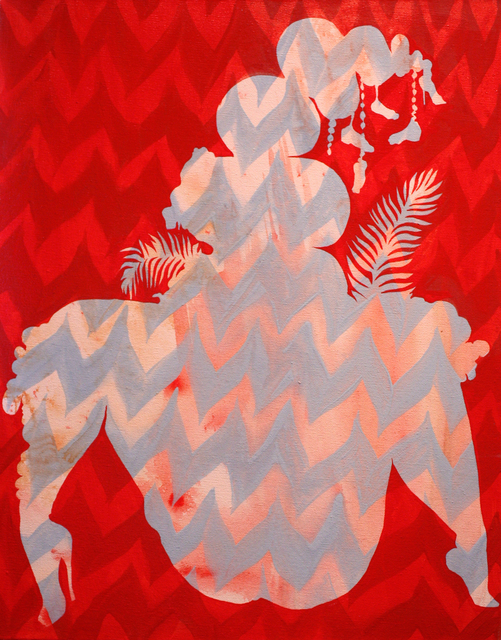 Firelei Báez, 'Untitled, From the Cuguapa Series', 2013, Rush Philanthropic Arts Foundation Benefit Auction