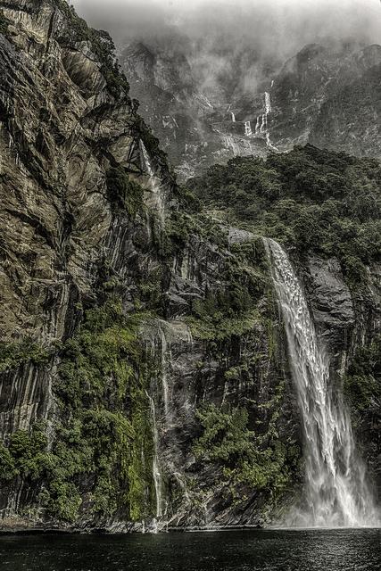 , 'Falling Waters,' , Soho Photo Gallery
