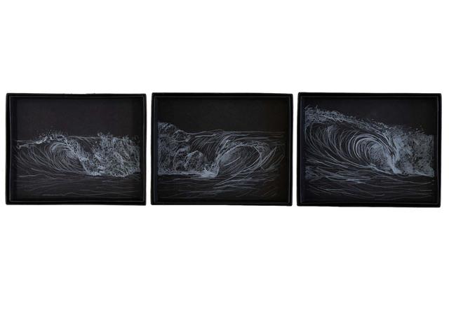 , 'Waves IV,' 2015, Casa Nova Arte e Cultura Contemporanea