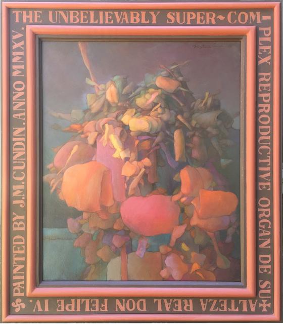 , 'The Unbelievable Super Complex Reproductive Organ (De Su Alteza Real Don Felipe IV),' 2015, Callan Contemporary