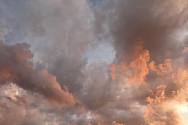 , 'Sunset Clouds, June 3,' 2013, Gallery NAGA