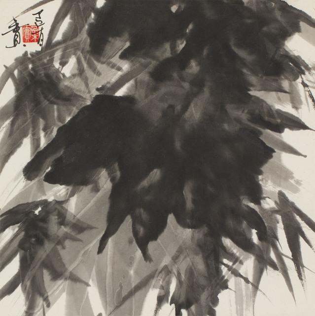 , 'Bamboo (MA-118),' 1977, Erik Thomsen